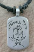 Metallica - 'Mr Scary' Pendant